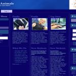 Sea Animals Wordpress Theme