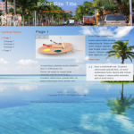 Vacation Wordpress Theme