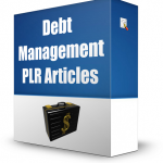 Debt-Management-PLR-Articles