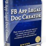 Legal FB App Doc Creator