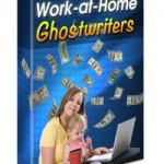 Work At Home Ghostwriter