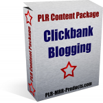 Clickbank-Blogging