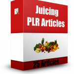 Juicing-PLR-Articles