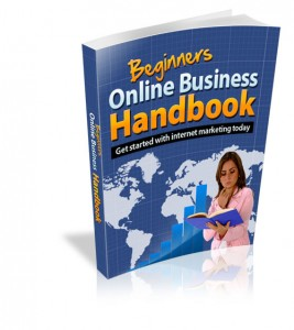 Beginners-Online-Business-handbook