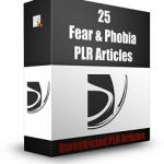 Fear-PLR-Articles