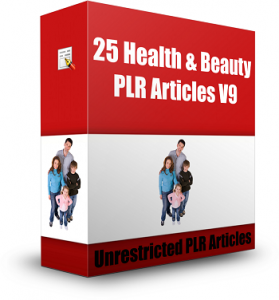 Health-Beauty-PLR-Articles