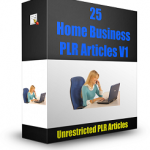 Home-Business-PLR-Articles