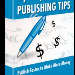 Speedy-Publishing-Tips