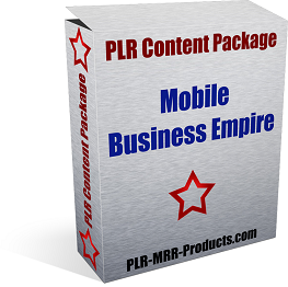 Mobile-Business-PLR