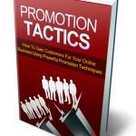 Promotion Ebook