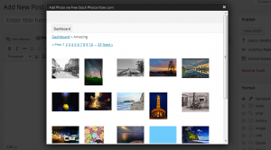 Free-Photos-Plugin