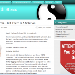Dealing-Stress-PLR-Blog