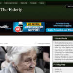 Elderly-Care-PLR-Blog