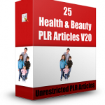 Health_Beauty_PLR_Articles