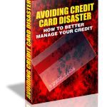 avoiding credit card disaster