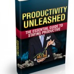 Productivity Ebook