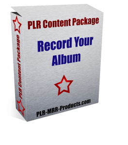 PLR_Record_Your_Album