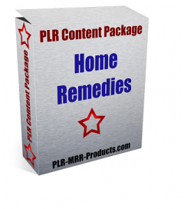PLR_Home_Remedies