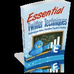 Essential-Twitter-Techniques