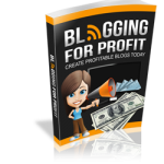Blogging-For-Profit