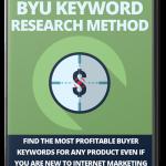 BYU Keyword Research Method