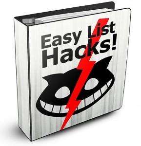 easy-list-hacks-PLR