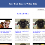 Bad_Breath_Video_Site_Builder