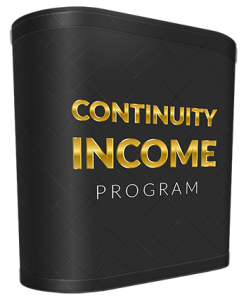 Continuity Income MRR Package