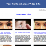 Contact_Lenses_Video_Site_Builder