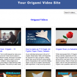 Origami_Video_Site_Builder