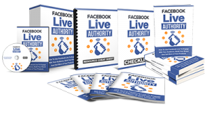Facebook Live Authority Upsell