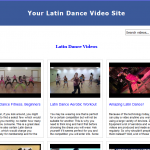 Latin_Dance_Video_Site_Builder