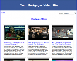 Mortgages_Video_Site_Builder