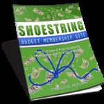 Shoestring_Budget_Membership_Site