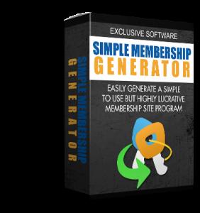 Membership_Site_Generator_Software