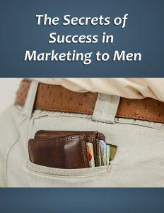 marketing to men PLR
