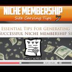 Niche Membership Upgrade MRR