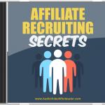 Affiliate Recruiting Secrets MRR
