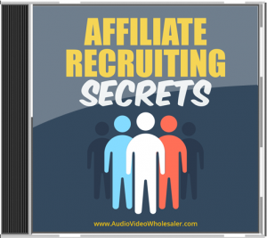 Affiliate Recruiting Secrets MRR