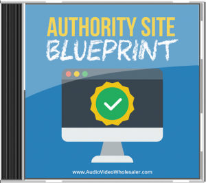 Authority Site Blueprint MRR