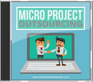 Micro Project Outsourcing MRR