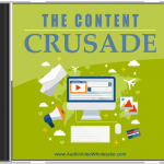 The Content Crusade MRR Audio Book