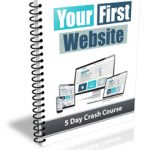 Your_First_Website_PLR_Ecourse