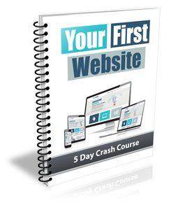 Your_First_Website_PLR_Ecourse