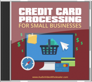 Credit Card Processing for Small Businesses_MRR_Audio_Book