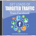 Get Loads of Targeted Traffic from Facebook MRR
