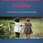 childhood friendships plr report