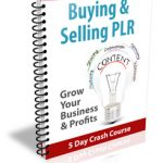 Buying_Selling_PLR_Ecourse