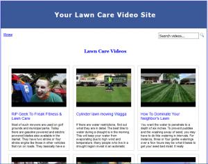 Lawncare_Video_Site_Builder