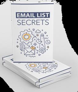 Email-List-Secrets